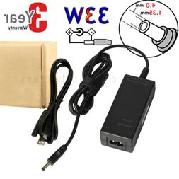 19V 1.75A 33W AC Adapter for Laptop ASUS Vivobook X200M Char