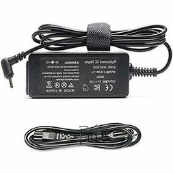 40W AC Adapter Laptop Charger Compatible For Samsung Chromeb