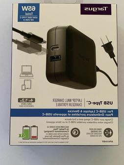 Targus 65W USB Type C Laptop Wall Charger