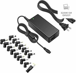POWSEED 70W Universal Laptop Charger for Dell HP Asus Acer S