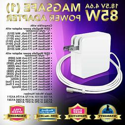 85W Laptop AC Adapter Charger Power Cord for Apple MacBook P