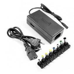 96W Universal Laptop Charger Adapter For Notebook 12-24V Adj