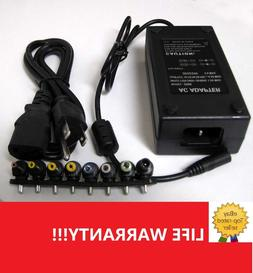 Universal Power Battery Charger 120W Laptop AC Adapter for C