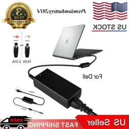 For Dell 45W 2.31A 19.5V AC Adapter LA45NM140 Laptop Charger