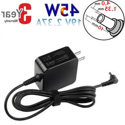 For Asus 19V 2.37A 45W Laptop Charger AC Adapter Power Suppl