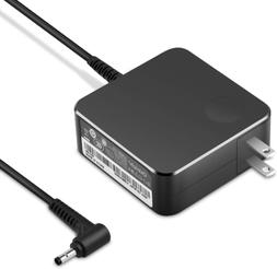 Charger 65W 45W Round Tip Power Supply AC Adapter for Lenovo