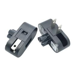 Foldable US AC Power Plug Adapter Charger for Dell XPS13 201