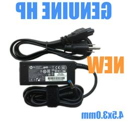 Genuine Original HP 740015-003 AC Adapter Laptop Charger 45W