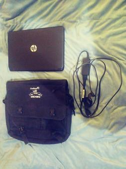 HP HQ-TRE 71025 Laptop w/ Windows 10 OS w/ Charger and Bag/C