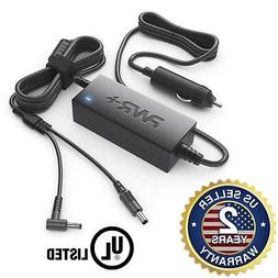 Car Charger for Dell Inspiron 11 13 14 15 17 Laptop DC Adapt