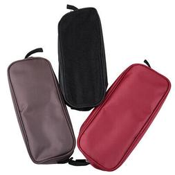 Laptop Mouse Charger USB Cable Cords Zippered Organizer Bag