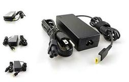 Lenovo Laptop Charger 90W Slim tip AC Power Adapter with 3 P