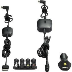 ASUS N90W-01 COMBO CAR CHARGER for laptop 90w/ 65w/ 75w seri
